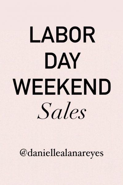 Labor Day Sales 2020