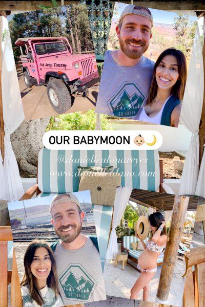 Our Babymoon | Arizona