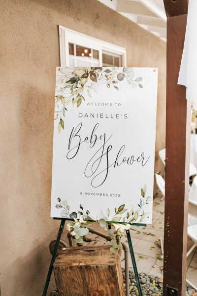 Baby in Bloom | My Baby Shower