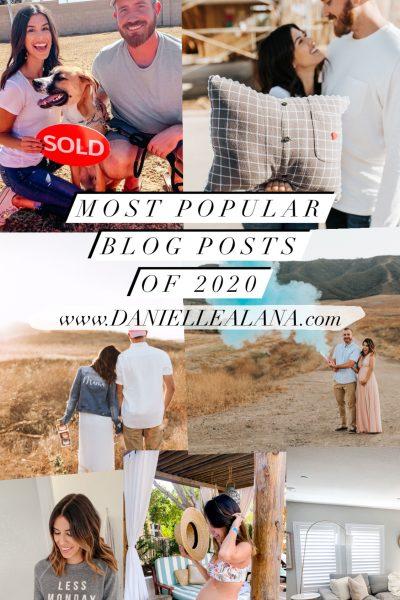 Best of 2020: Blog Posts