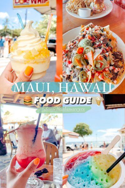 Maui Food Guide
